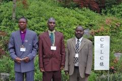 rev davis wowa, rev batson liwonde, rev frackson chinyama malawi