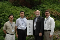 rev jacob tse, rev ta chiu tse, rev john lawrenz, rev rob siirila hong kong