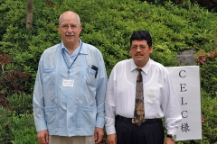 rev larry schlomer, rev mario dominguez mexico