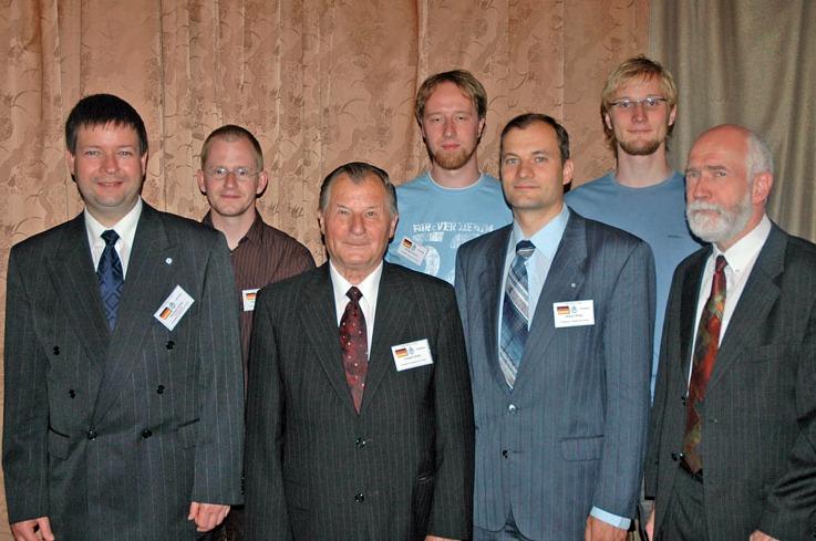 germany delegation
