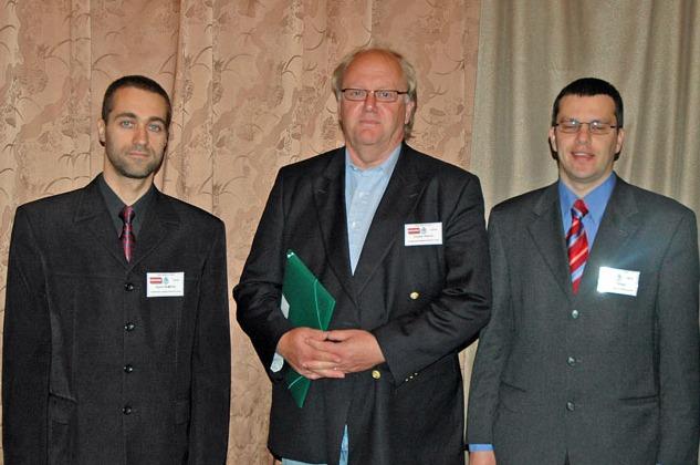 Delegation from Latvia