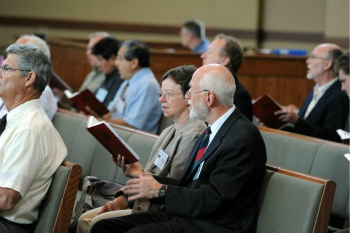 worship - opening service